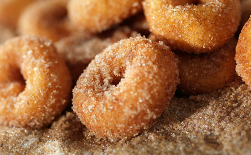 Basic Mini Donut Recipe